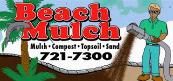 beach mulch logo